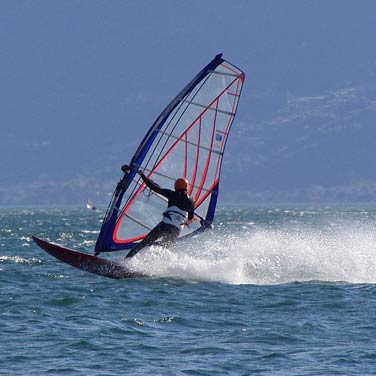 You can also enjoy sport during your holiday on Samos