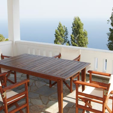 Our holiday homes on Samos in Greece